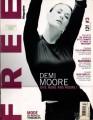 DEMI MOORE Free Magazine (3-4/98) FRANCE Magazine