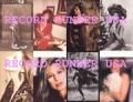 BARBRA STREISAND 1994 MGM Grand Garden The Concert USA Set of 13 Oversized Postcards w/Envelope