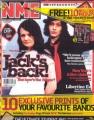 WHITE STRIPES NME (9/27/03) UK Magazine