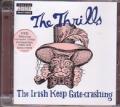 THE THRILLS The Irish Keep Gate-Crashing EU DVD PAL