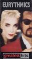 EURYTHMICS Greatest Video Hits USA VHS Video