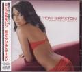 TONI BRAXTON More Than A Woman JAPAN CD