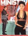 VICTORIA BECKHAM Ministry (9/2000) UK Magazine