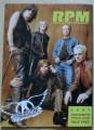 AEROSMITH RPM (2001) JAPAN Leaflet Flyer