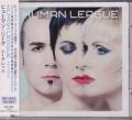 HUMAN LEAGUE Secrets JAPAN CD w/3 Bonus Tracks