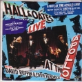 HALL & OATES Live At The Apollo JAPAN 7''