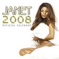 JANET JACKSON 2008 UK Calendar