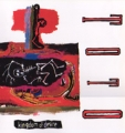 TOTO 1992 Kingdom Of Desire JAPAN Tour Program
