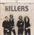 KILLERS Sam's Town Bonus CD USA CD5 Promo w/2 Tracks