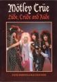 MOTLEY CRUE Lude Crude & Rude UK Picture Book AUTOGRAPHED