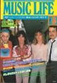 CHEAP TRICK Music Life (5/78) JAPAN Magazine