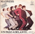 MADNESS Un Paso Adelante (One Step Beyond) SPAIN 7''