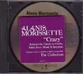 ALANIS MORISSETTE Crazy USA CD5 Promo w/6 Mixes