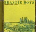 BEASTIE BOYS An Open Letter To NYC EU CD5 w/Live Track & Video