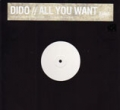DIDO All You Want UK 12