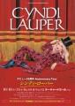 CYNDI LAUPER 2019 JAPAN Tour Flyer