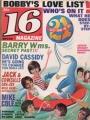 BOBBY SHERMAN 16 (10/70) USA Magazine