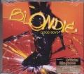 BLONDIE Good Boys GERMANY CD5 w/4 Versions