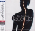LISA STANSFIELD Face Up JAPAN CD w/Different Tracklisting