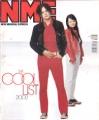 WHITE STRIPES NME (11/02) UK Magazine