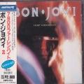 BON JOVI 7800 Degrees Fahrenheit Original JAPAN Picture CD