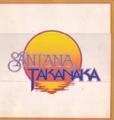 SANTANA/TAKANAKA JAPAN Tour Program