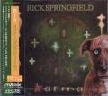RICK SPRINGFIELD Karma JAPAN CD