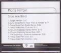 PARIS HILTON Stars Are Blind USA CD5 Promo w/9 Mixes
