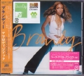 BRANDY Afrodisiac JAPAN CD w/Bonus Track
