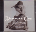 DEBORAH COX First Wish USA CD5 Promo Sampler