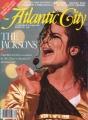 MICHAEL JACKSON Atlantic City (12/93) USA Magazine