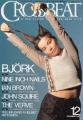 BJORK Crossbeat (12/97) JAPAN Magazine