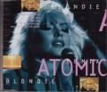 BLONDIE Atomic UK CD5 w/Remixes