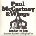 PAUL McCARTNEY & WINGS Band On The Run USA 7