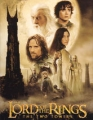 THE LORD OF THE RINGS The Two Towers JAPAN Movie Program