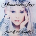 SAMANTHA FOX Just One Night EU 2CD Deluxe Edition