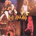 DEF LEPPARD 1984 JAPAN Tour Program