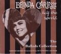 BELINDA CARLISLE Half The World UK CD5 Ltd.Edition w/Poster