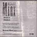 RICHARD MARX Angelia USA CD5 Promo