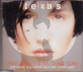 TEXAS Say What You Want (All Day, Every Day) UK CD5