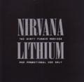 NIRVANA Lithium The Dirty Funker Remixes UK 12`` DJ Promo