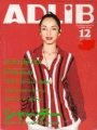 SADE Adlib (12/2000) JAPAN Magazine