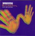 PAUL McCARTNEY & WINGS Wingspan UK 4LP