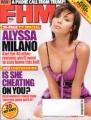 ALYSSA MILANO FHM (10/04) USA Magazine