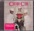 CULTURE CLUB Greatest Hits USA CD w/17 Tracks