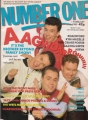 NO. 1 Number One Magazine February 1st 1989
