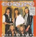 EUROPE Rock The Night SPAIN 7