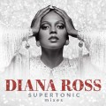 DIANA ROSS Supertonic: Mixes USA LP Chrystal Clear Vinyl Record