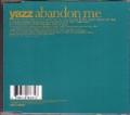 YAZZ Abandon Me GERMANY CD5 w/5 Mixes