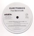 EURYTHMICS I've Got A Life USA Double 12